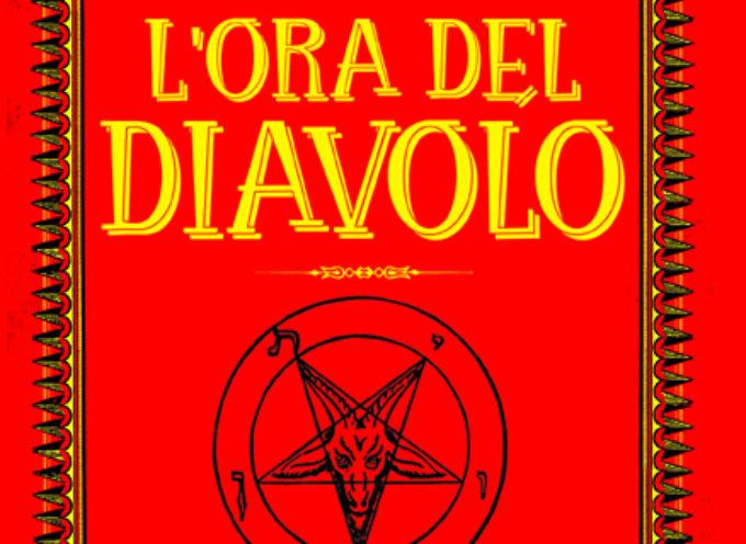 """Presentazione del libro """"L'ora del diavolo"""" di Alessio Del Debbio"""