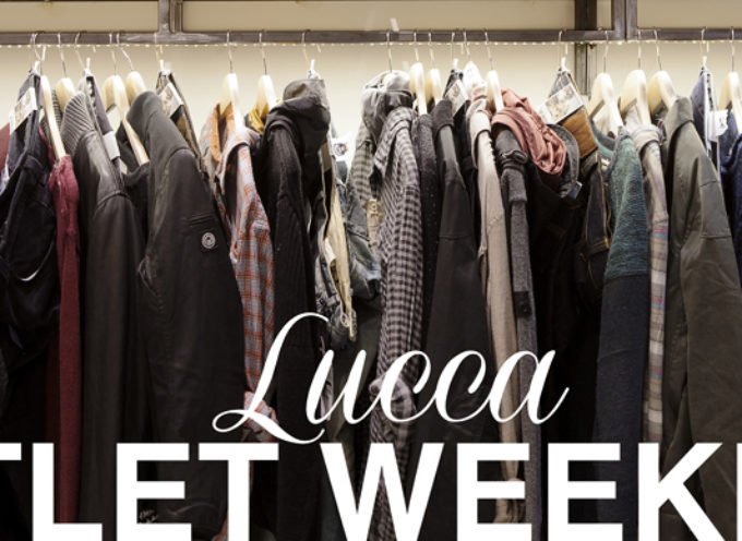 SUCCESSO A LUCCA PER IL OUTLET WEEK