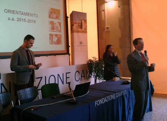 TURISMO – 150 studenti in visita alla Fondazione Campus per i corsi di laurea in turismo