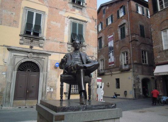 Giacomo Puccini raccontato con gli occhi del fratello, presso il Puccini MUESEUM