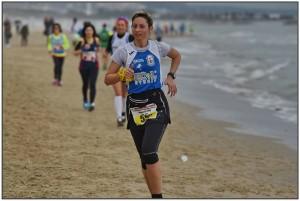 Sara Paganucci GS Orecchiella  Maratona San Benedetto 2016
