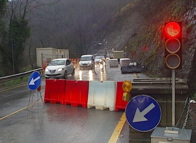 Ecco i tempi di stop al semaforo nel cantiere tra Campia e Castelnuovo,  e tutte le novità sul traffico nei prossimi mesi