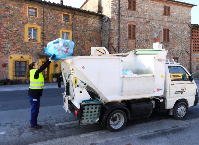 Ascit costretta a sospendere il ritiro di alcuni materiali sui centri di raccolta