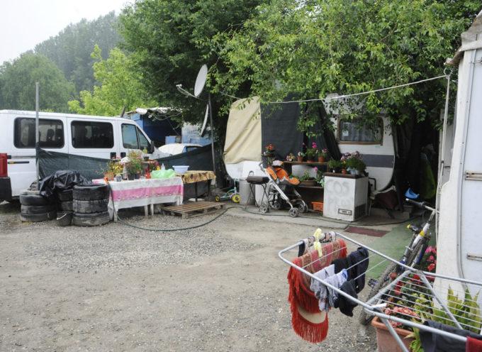 """""""Entro 6 anni chiudiamo il campo nomadi alle Tagliate""""  lo comunica il sindaco Tambellini"""