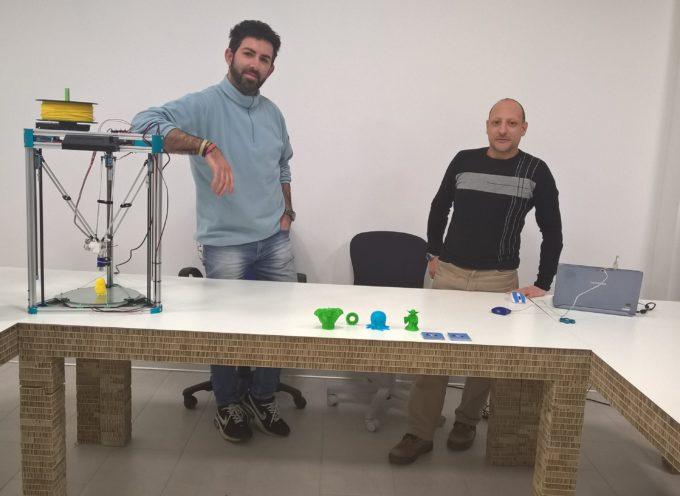 La 3D Makers Lucca vince il bando della Provincia e trova sede al Polo Tecnologico