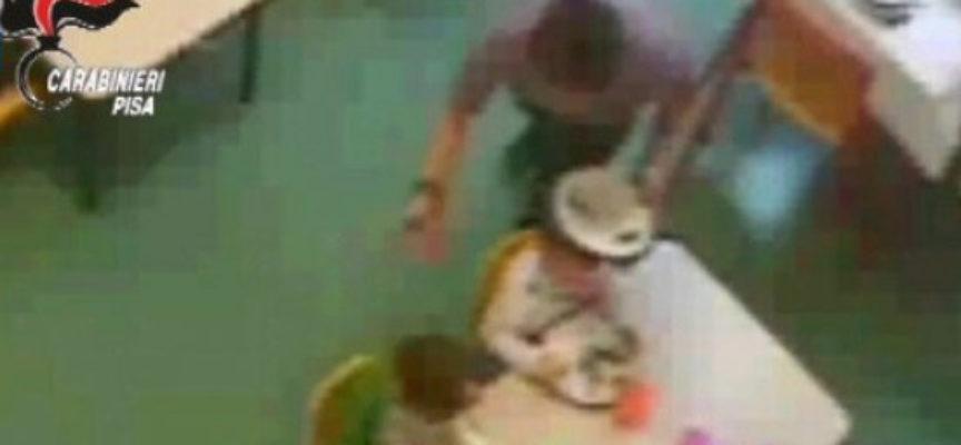VERGOGNA ! ! !    Arrestata a Pisa una educatrice di 59 anni nativa dell'alta Garfagnana, picchiava e maltrattava i bimbi da 1 a 3 anni