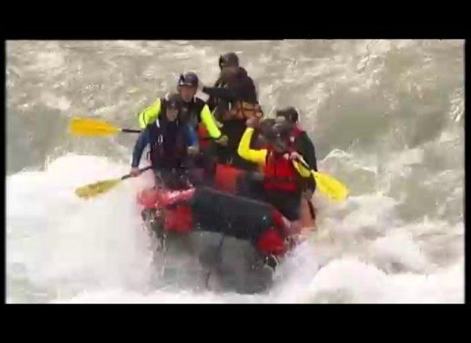 Alla scoperta del rafting lungo il Serchio