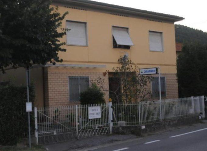 La caserma dei carabinieri di Pieve di Compito resterà nello stabile in cui si trova attualmente