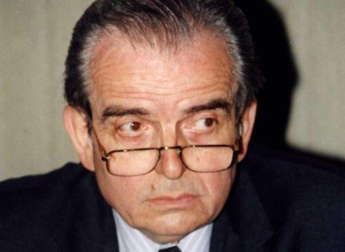 LUTTO per PIETRO PFANNER–CORDOGLIO DEL SINDACO,  ALESSANDRO TAMBELLINI