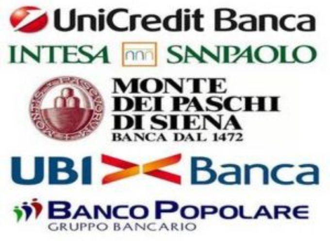 Banche, chiuderanno altri 3mila sportelli