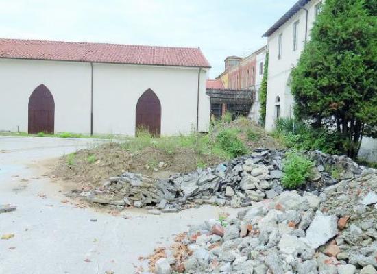 Risolto il contratto di appalto integrato relativo ai progetti di restauro del complesso San Romano-ex Caserma Lorenzin