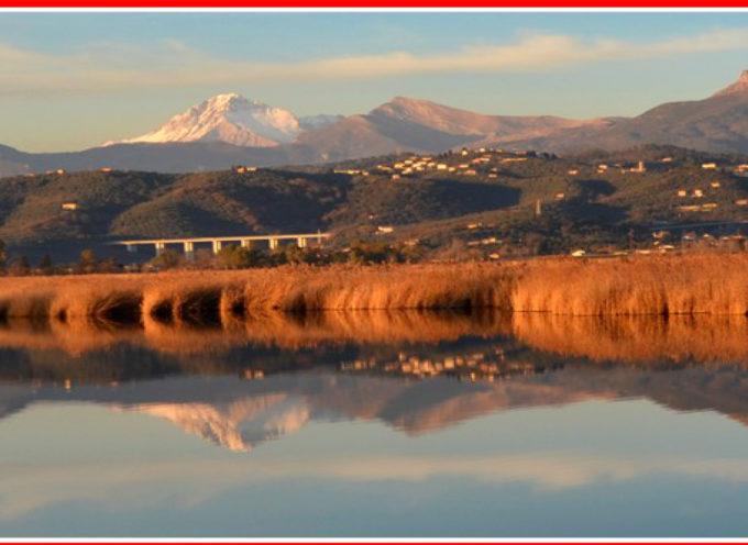 il lago di Massaciuccoli i chiari e le Terme Romane- Domenica 21 Febbraio