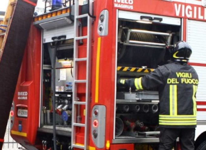 Una esplosione  scuote Barga: fuga di gas