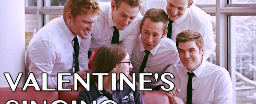 Buon San Valentino a Tutti gli innamorati…