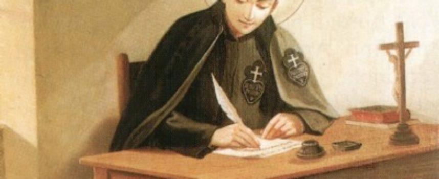 il santo del giorno, 27 febbraio San Gabriele dell'Addolorata