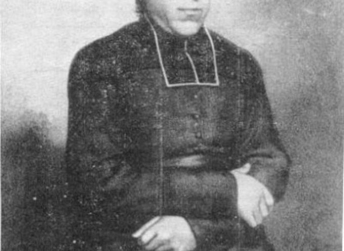 il santo del giorno, 29 febbraio sant'Augusto CHAPDELAINE