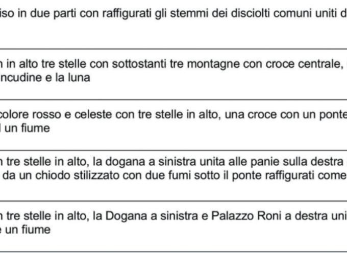 Domenica 14 febbraio, il referendum per il nome e lo stemma di Fabbriche di Vergemoli