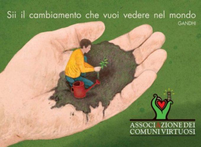 L'ASSOCIAZIONE COMUNI VIRTUOSI, DI CUI FA PARTE ANCHE CAPANNORI, LANCIA  UNA CAMPAGNA DI TESSERAMENTO