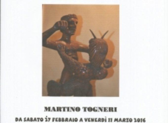 GALLERIA D´ARTE: Martino Togneri espone a Bagni di Lucca