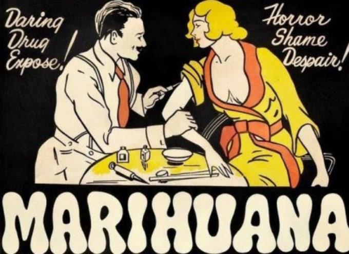 Perché la marijuana è vietata? Il vero motivo è peggiore di quanto si possa immaginare