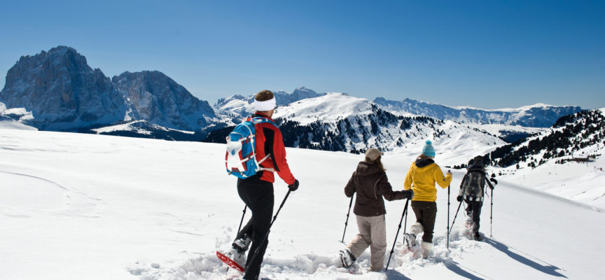 Una magnifica ciaspolata adatta a tutti partendo dall'antico ospitale di San Pellegrino in Alpe fino al Rifugio Burigone