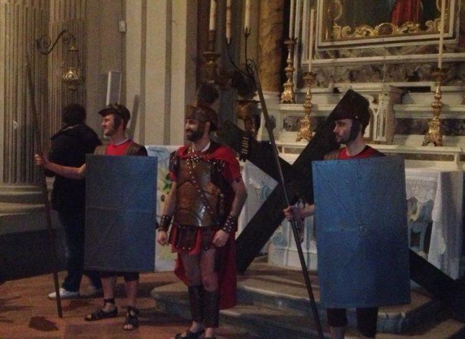 castiglione di garfagnana, La Procession de' crocioni