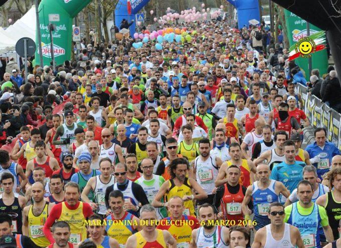 G.S. Orecchiella Garfagnana ai campionati italiani di mezza maratona