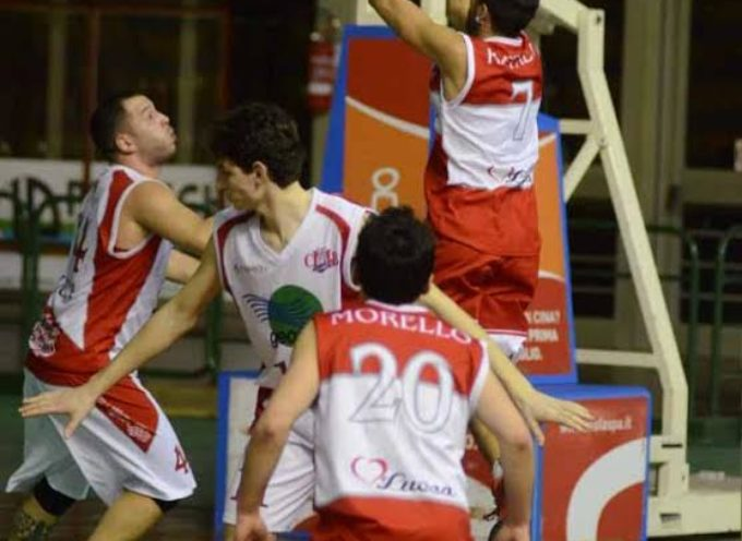 Sconfitta amara a Pescia per la Libertas Basket Lucca