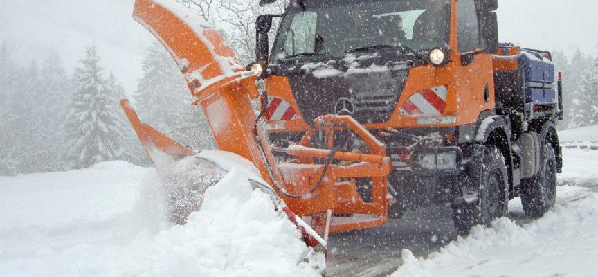 Allerta meteo arancione per neve il 1 marzo. Scuole chiuse su tutto il territorio comunale,