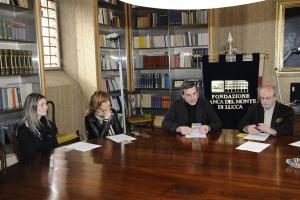 290Conferenza stampa presentazione corso e scuola doppiaggio Lucca