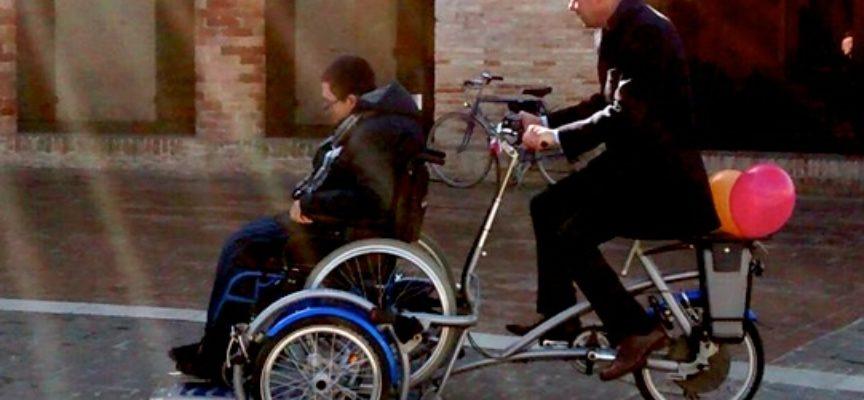 Com'è nata Aspasso, la bici per il trasporto dei disabili