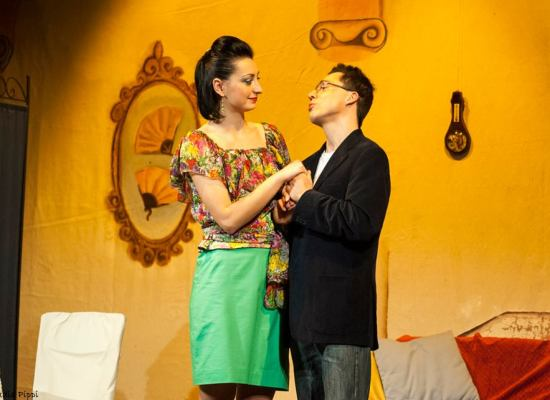 Teatro dei Rassicurati di Montecarlo ottavo appuntamento della stagione teatrale amatoriale