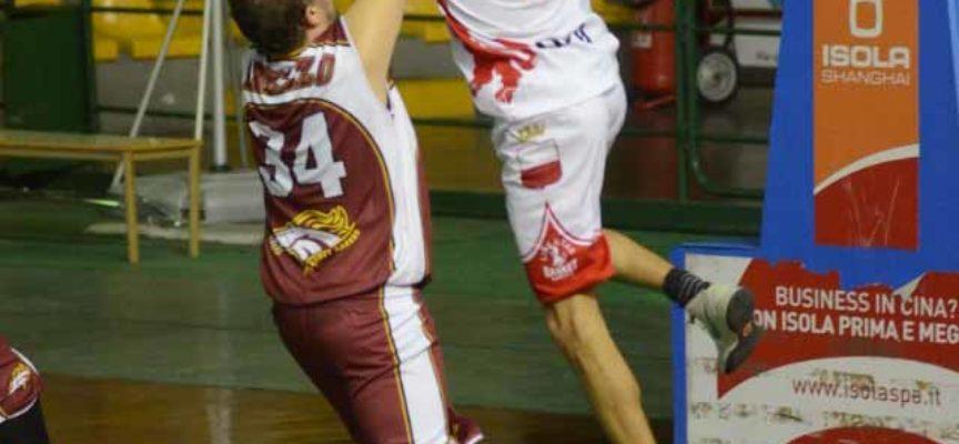 La Libertas batte Arezzo dopo un finale punto a punto