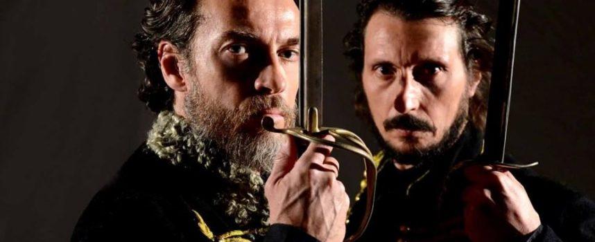 """""""I duellanti"""" di Alessio Boni per la prima volta ai Differenti. Il teatro di Barga sarà uno dei primi in Italia ad ospitare l'opera"""