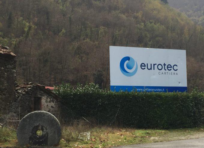 Un nuovo proprietario per la cartiera Eurotec. Finalmente arriva la svolta tanto attesa