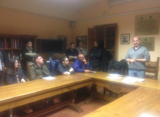 Eco-Museo Fabbriche di Vergemoli, riunione super affollata