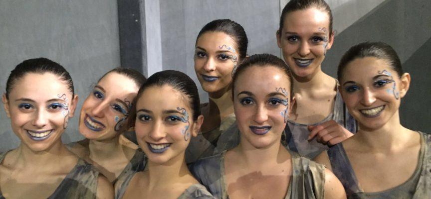 Grande successo a Roma per le allieve dello Studio Danza Artis't