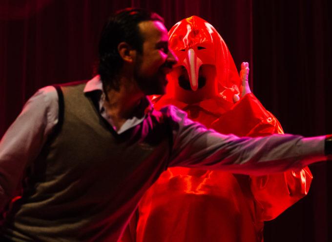 Domenica 6 marzo 2016, alle ore 16:15, al Teatro dei Rassicurati di Montecarlo