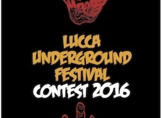 LUCCA UNDERGROUND FESTIVAL CONTEST 2016
