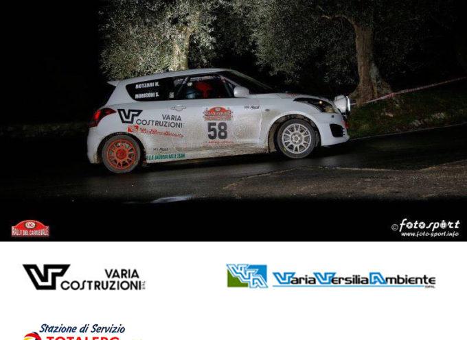 Ritorna la fortunata serie del Suzuki Rally Trophy