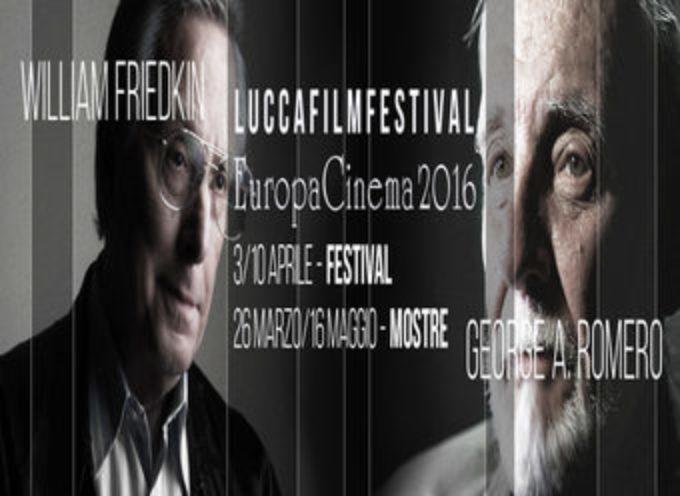 Lucca Film Festival e EuropaCinema