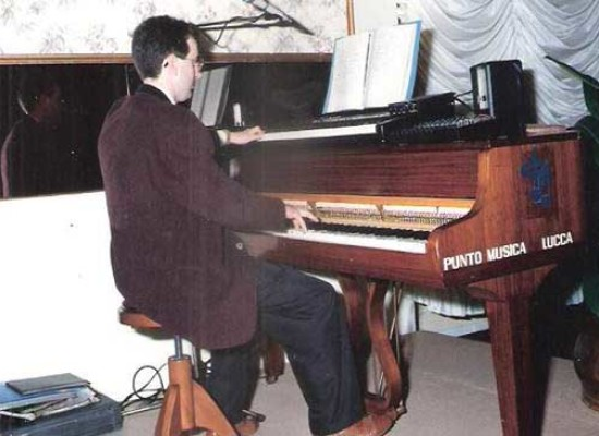 Il fascino del Piano Bar in una serata VINTAGE a Fornaci di Barga