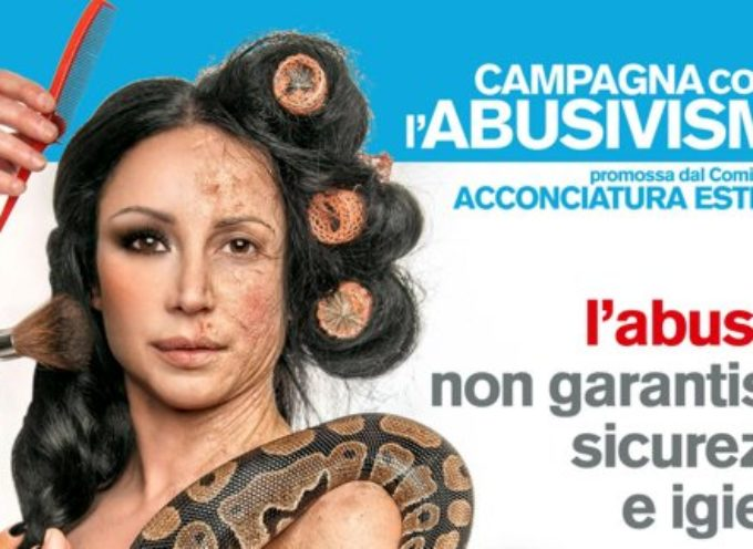 CAMPAGNA CNA CONTRO L'ABUSIVISMO NEL SETTORE BENESSERE