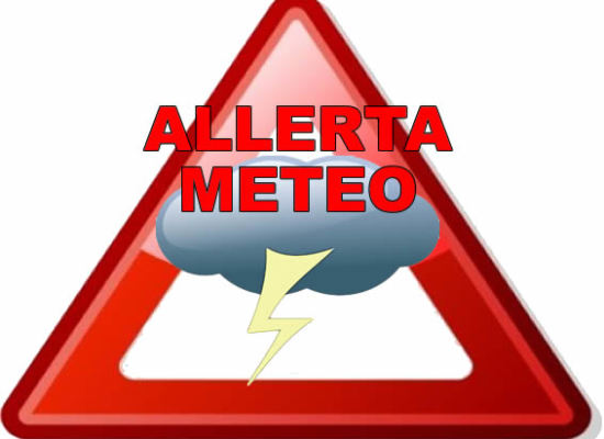 VIGILANZA METEO da Regione Toscana – Codice Giallo per vento