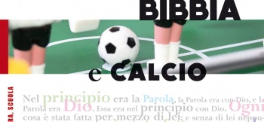 """LuccaLibri Il Caffe' Letterario  presenta, il volume """"Bibbia e Calcio"""" di Dal Corso Marco edito da Claudiana….."""