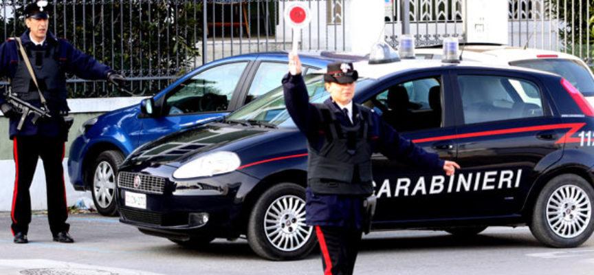 FERMATI E DENUNCIATI 3 ALBANESI DAI CARABINIERI