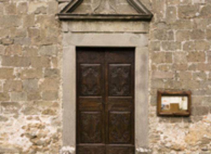 Continua il percorso di manutenzione della Chiesa di Santa Maria Assunta di Vitoio
