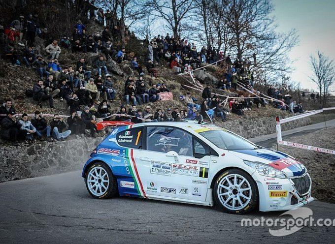 Il 43° Rally Il Ciocco e Valle del Serchio si disputerà il 18,19 e 20 giugno 2020