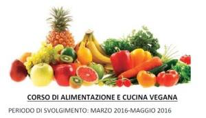corso alimentazione vegana Lucca