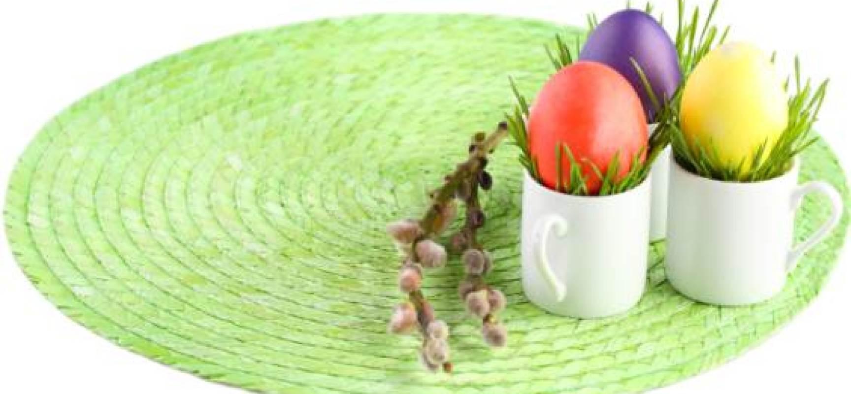 Uova di pasqua decorazioni fai da te verde azzurro notizie - Pasqua decorazioni fai da te ...